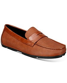 Men's Iker Penny Driving Loafers, Created for Macy's
