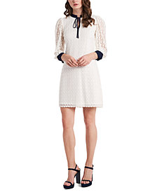 Riley & Rae Leyla Lace Dress, Created for Macy's