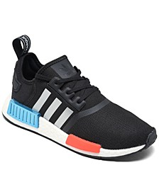 Boys NMD R1 Casual Sneakers from Finish Line