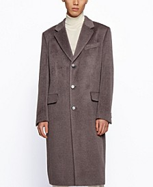 BOSS Men's Gondor Extra-Slim-Fit Coat