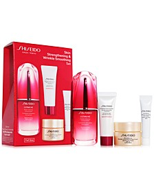 4-Pc. Skin Strengthening & Wrinkle Smoothing Set