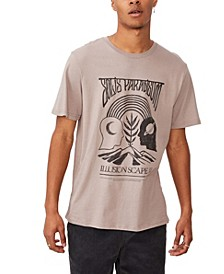 Men's Graphic Art T-shirt