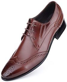 Men's Longwing Brogue Oxford Shoes