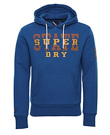 Men's Track and Field Classic Hoodie