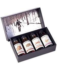 Maple Syrup 4-Piece Vermonter's Collection Small Gift Box