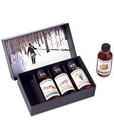 Maple Syrup 4-Piece Sugarmaker's Collection Small Gift Box