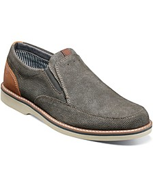 Men's Barklay Moc Toe Slip-On