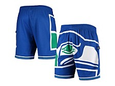 Men's Seattle Seahawks Big Face Shorts