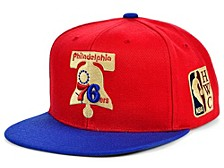 Philadelphia 76ers Patch N Go Snapback Cap