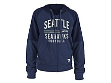 5th and Ocean Seattle Seahawks Women's Team Zip-Up Hoodie