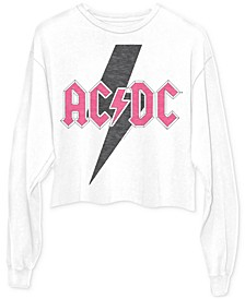 Cotton AC/DC Crop Top