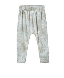 Little Boys Lennie Tie Dye Pant