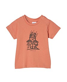 Baby Boys Jamie Short Sleeve T-shirt