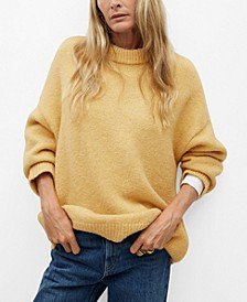 Women's Oversize Knit Sweater