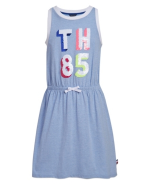 Tommy Hilfiger Dresses BIG GIRLS TANK TOP DRESS