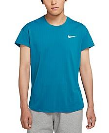 Men's Breathe Slam Tennis T-Shirt