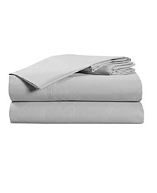 Healthy Nights 3 Piece Clean and Comfortable Sheet Set, Twin