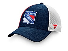 New York Rangers Locker Room Trucker Cap