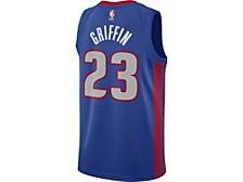 Detroit Pistons Men's City Edition Swingman Jersey - Blake Griffin
