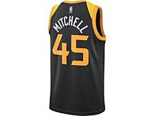 Utah Jazz Men's City Edition Swingman Jersey - Donovan Mitchell