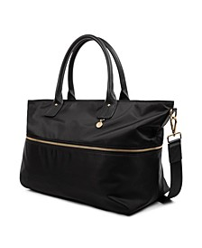 Women's Tote Bag with Trims