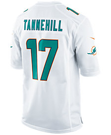 Nike Men's Ryan Tannehill Miami Dolphins Game Jersey