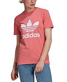 Women's Trefoil Logo T-Shirt