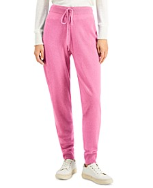 Cashmere Jogger Pants, Created for Macy's