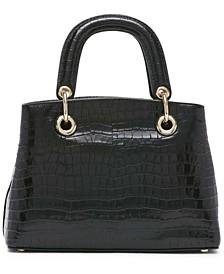 Toni Small Leather Satchel