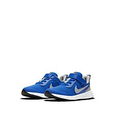 Little Boys Revolution 5 Stay-Put Running Sneakers from Finish Line