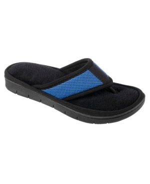 Isotoner Signature ISOTONER WOMEN'S SCOUT MESH THONG SLIPPERS