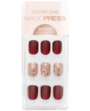 Magicpress Press-On Gel Nails