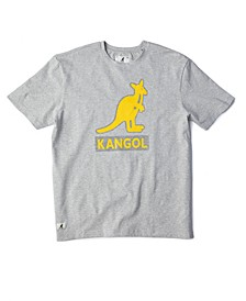 Men's Oversized Logo Graphic T-shirt