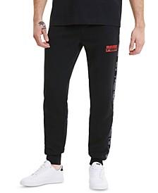 Men's Camo-Print Jogger Pants