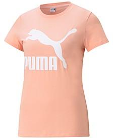 Plus Size Cotton Classics Logo T-Shirt