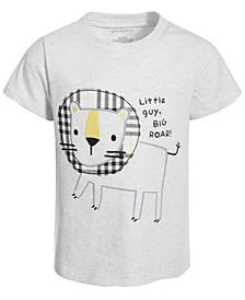 Baby Boys Hear Me Roar T-Shirt, Created for Macy's