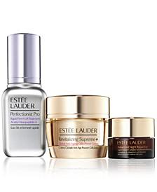 3-Pc. Radiant Skin Lift, Firm, Brighten Set