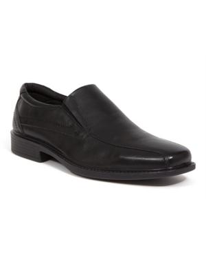 Men's Noble Runoff Toe Slip-On Classic Dress Loafers Men's Shoes