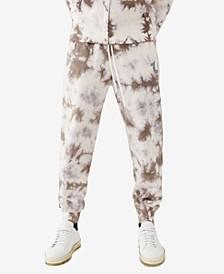 Men's Tie Dye Jogger Sweatpants