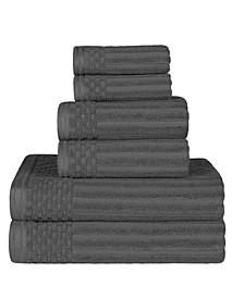 Soho Towel Set, 6 Piece