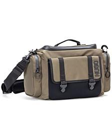 HUGO Men's Cubiza Nylon Duffle Bag