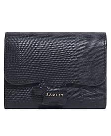 Radley Crest Medium Leather Flapover Wallet