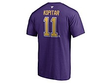 Los Angeles Kings Men's Special Edition Name and Number Player T-Shirt - Anze Kopitar