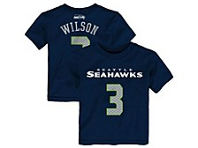Seattle Seahawks Infant Mainliner Player T-shirt - Russell Wilson