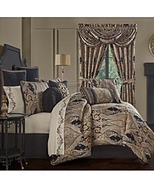 Lauretta Comforter Set of 4 Piece, Queen