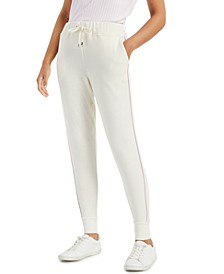 Petite Pull-On Jogging Pants, Created for Macy's