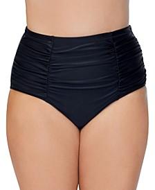 Trendy Plus Size Costa Bikini Bottoms