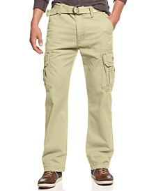 Union Bay Men's Survivor Cargo Pants Big & Tall