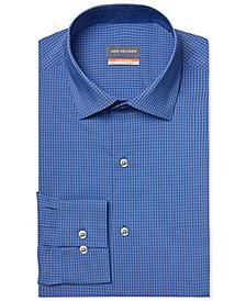 Men's Stain Shield Regular Fit Stretch Dress Shirt