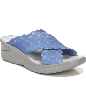 Sahara Washable Slide Wedge Sandals Women's Shoes